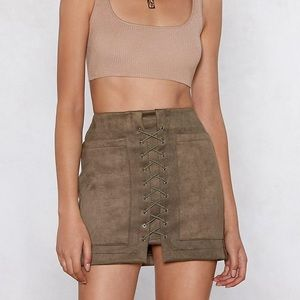 Nasty Gall Mini skirt